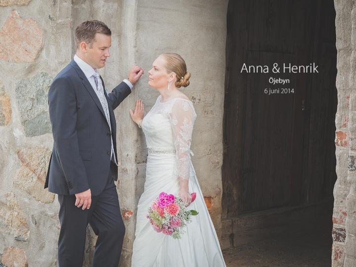 Anna & Henrik 2014-06-06