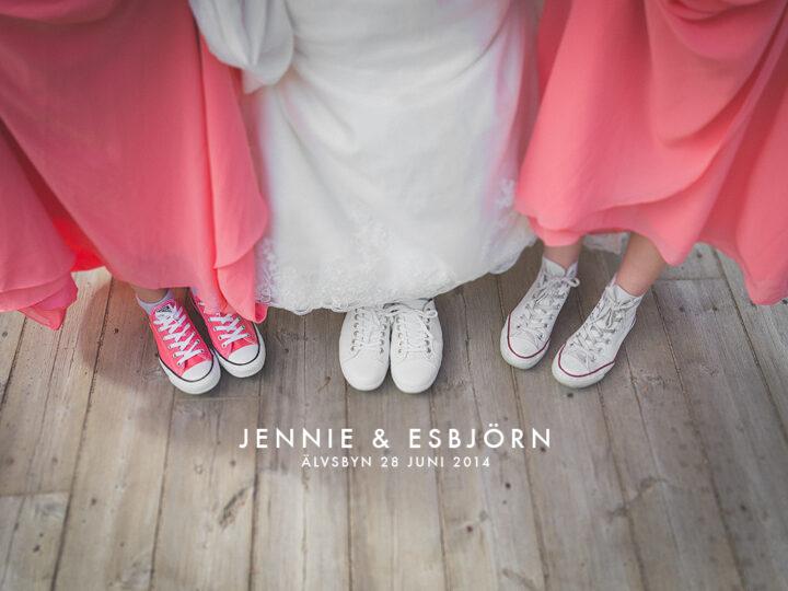 Jennie & Esbjörn 2014-06-28