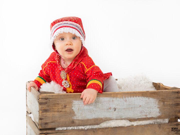 Barnfotografering med Ayla